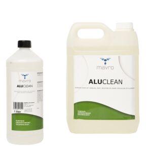 aluminium schoonmaken reinigen rvs