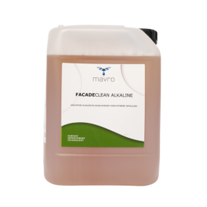 Sterk alkalisch reinigingsmiddel FACADECLEAN ALKALINE