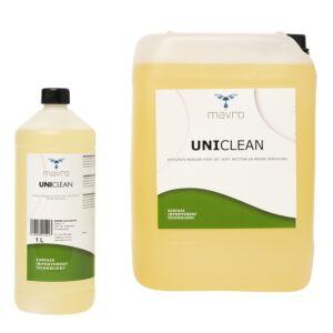 UNICLEAN versatile pro multi purpose cleaner in 2 packages