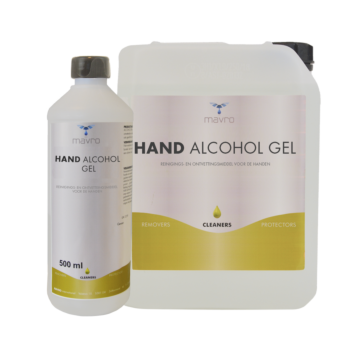 HAND ALCOHOL GEL