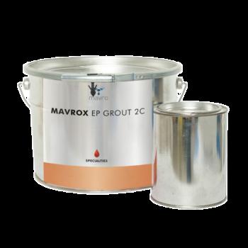 Oplosmiddelvrije gietmortel MAVROX EP GROUT 2C