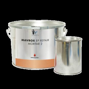 Oplosmiddelvrije mortel MAVROX EP REPAIR MORTAR 2C
