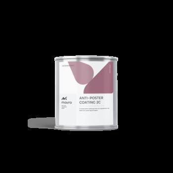 Anti-wildplak coating ANTI-POSTERCOATING 2C