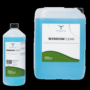 Windowclean čistilo za okna v 1L plastenki in 10 L kanistru