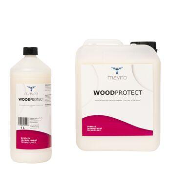 Hout beschermende coating WOODPROTECT